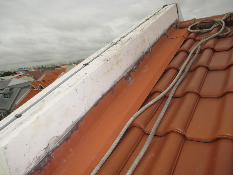 Flashing Waterproofing Contractor Roof Leakage