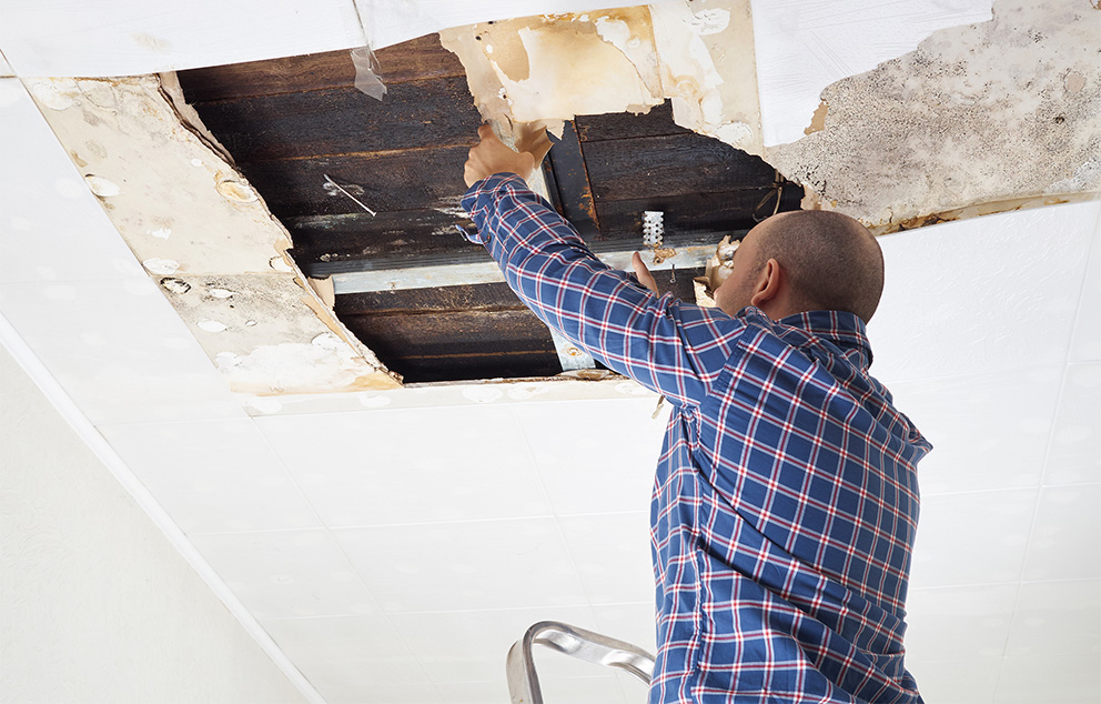 Five Maintenance Tips to Prevent Ceiling Leakage and Roof Leakage