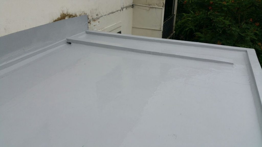 Rc Roof Gutter Slab Roof Doctors