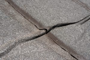 roof crack maintenance