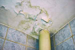 water leakage cracks